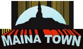 Mainta Town logo